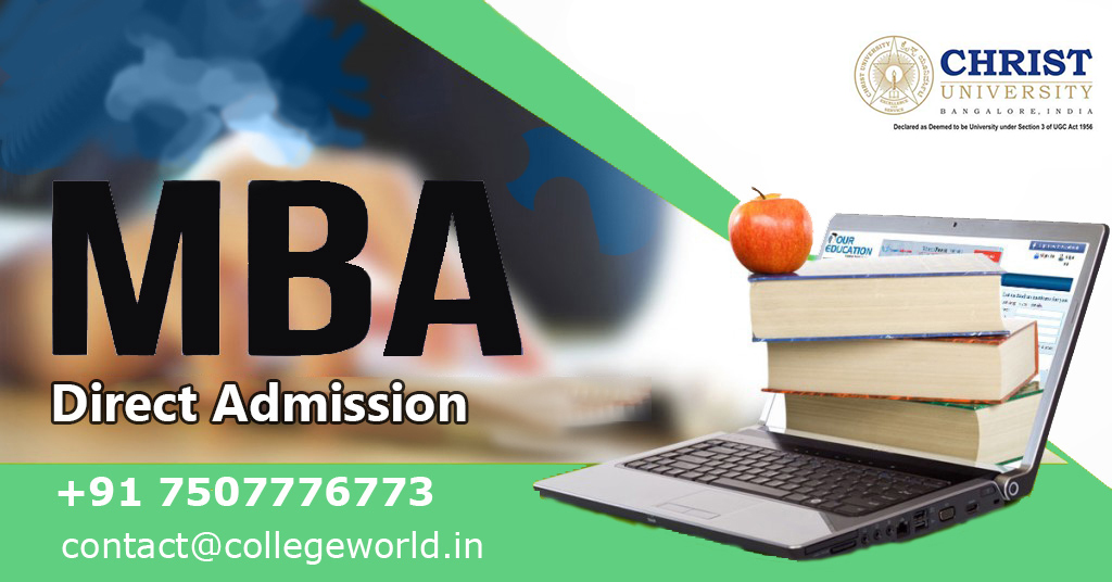 MBA Direct admission in Christ University, Bangalore through Management Quota