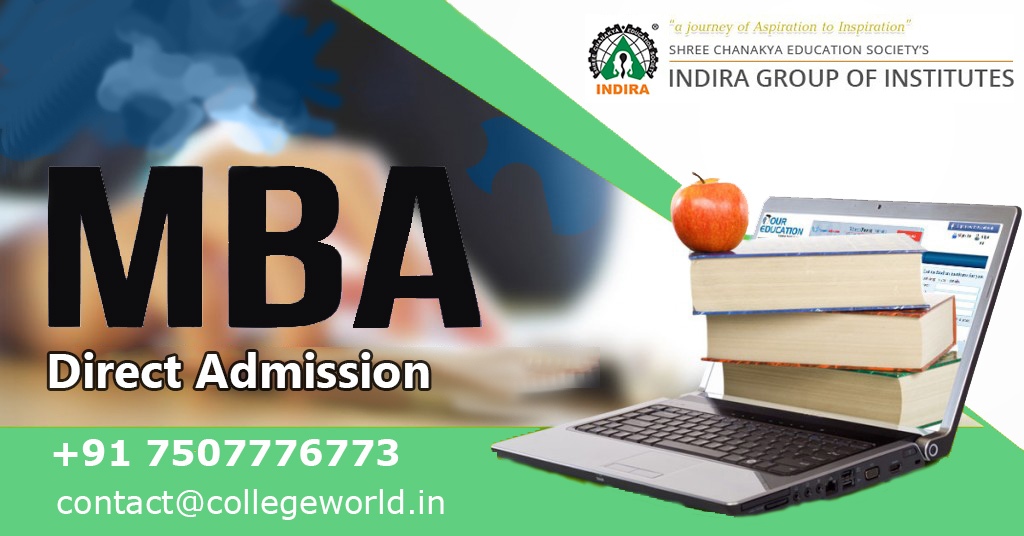 PGDM Direct Admission in Indira Group of Institutes, Pune through Management Quota