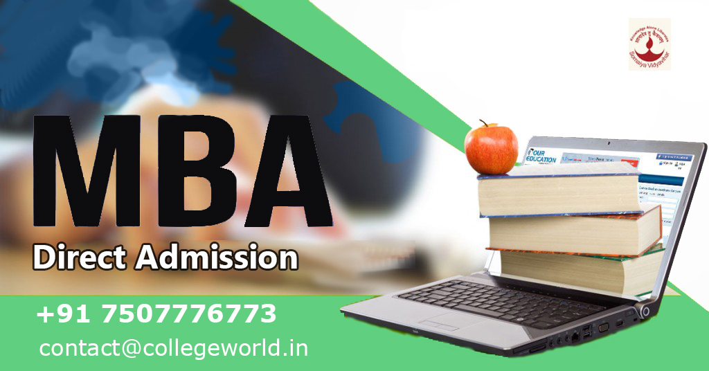 MBA Direct Admission in K.J. Somaiya Institute Mumbai Through Management Quota