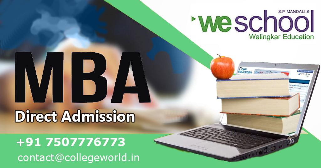 PGDM Direct Admission in L.N. Welingkar Institute Mumbai Through Management Quota