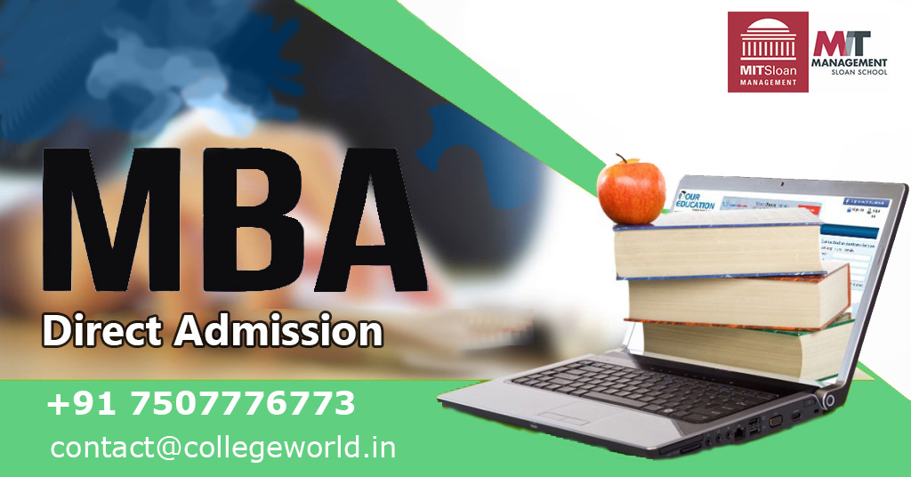 MBA Direct Admission in MIT, Pune