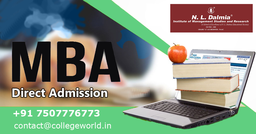 MBA Direct Admission in N.L. Dalmia Institute, Mumbai Through Management Quota