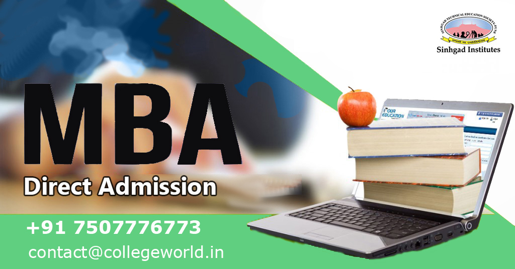 MBA Direct Admission in Sinhgad Group of Institute, Pune