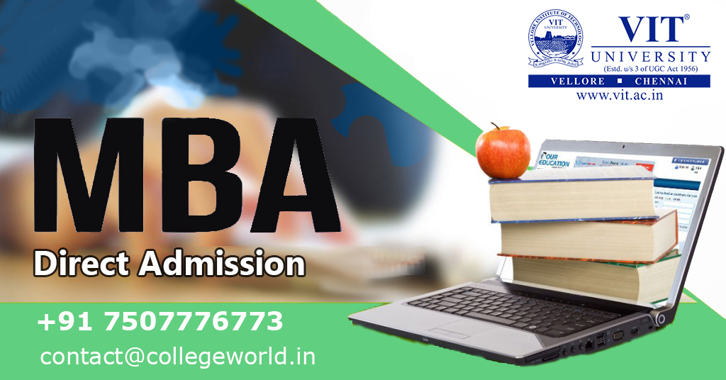 MBA Direct Admission in VIT (Vishwakarma Institute of Technology) Pune through Management Quota